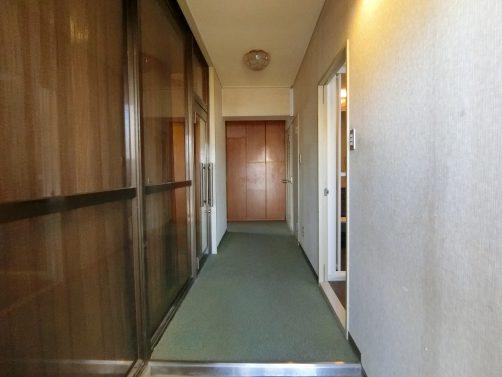 廊下 ロイヤルハイツあべの「中古マンション」| あべのの不動産はハウスイノベーションにお任せください