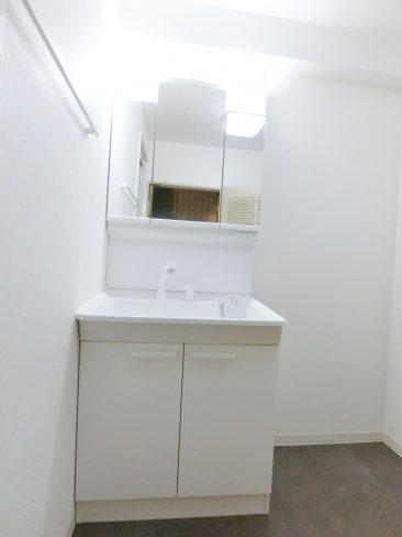 洗面所 ロイヤルハイツあべの「中古マンション」| あべのの不動産はハウスイノベーションにお任せください
