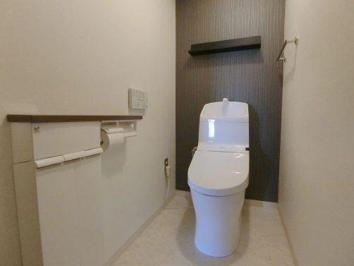 トイレ ロイヤルハイツあべの「中古マンション」| あべのの不動産はハウスイノベーションにお任せください