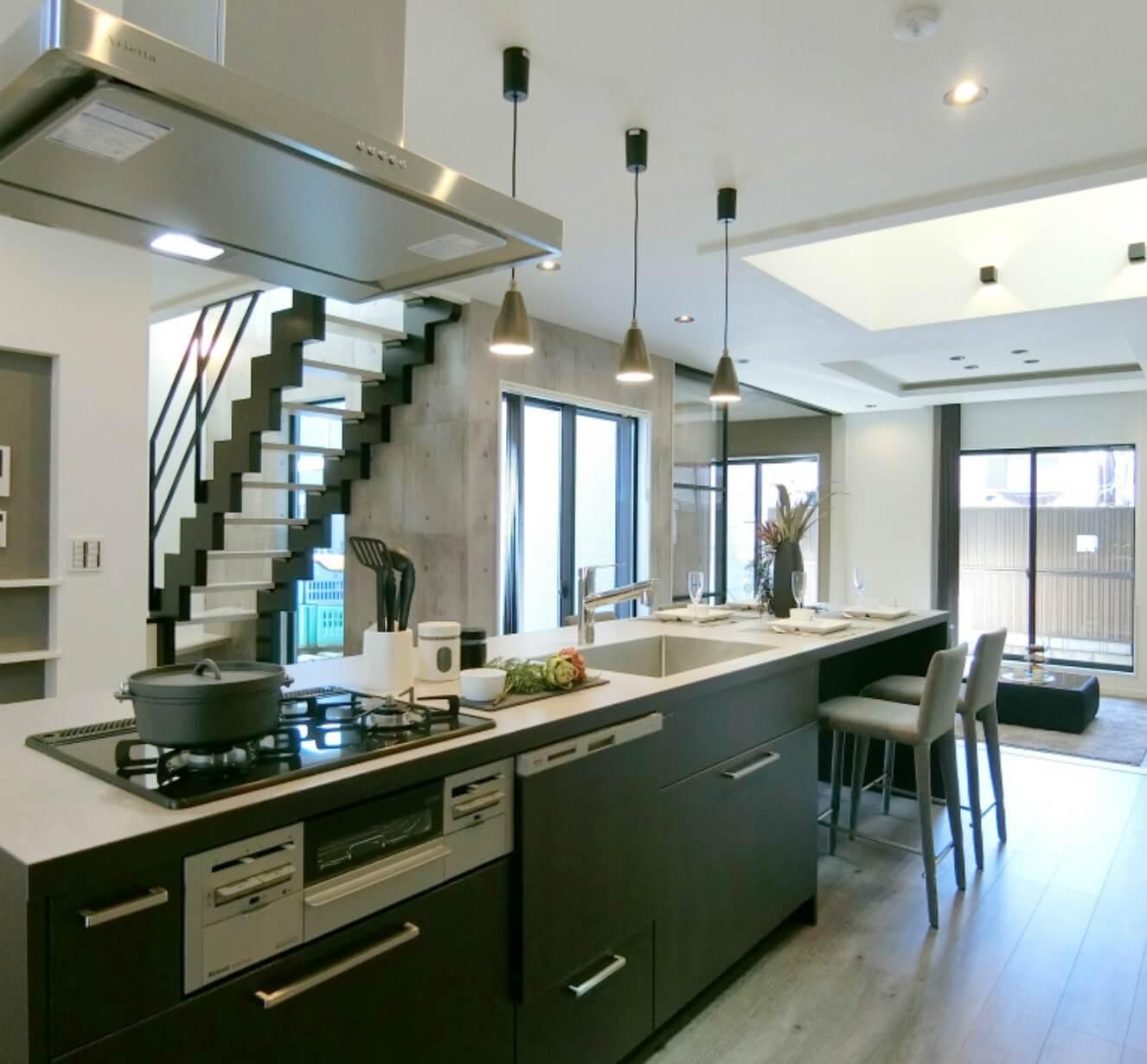 01充実の住宅機能人気の住宅機能・設備を標準仕様に