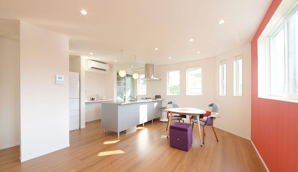 ハウスイノベーションの家具デザイン